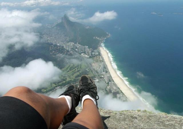 Trilha a Pé Rio de Janeiro - Pedra da Gávea